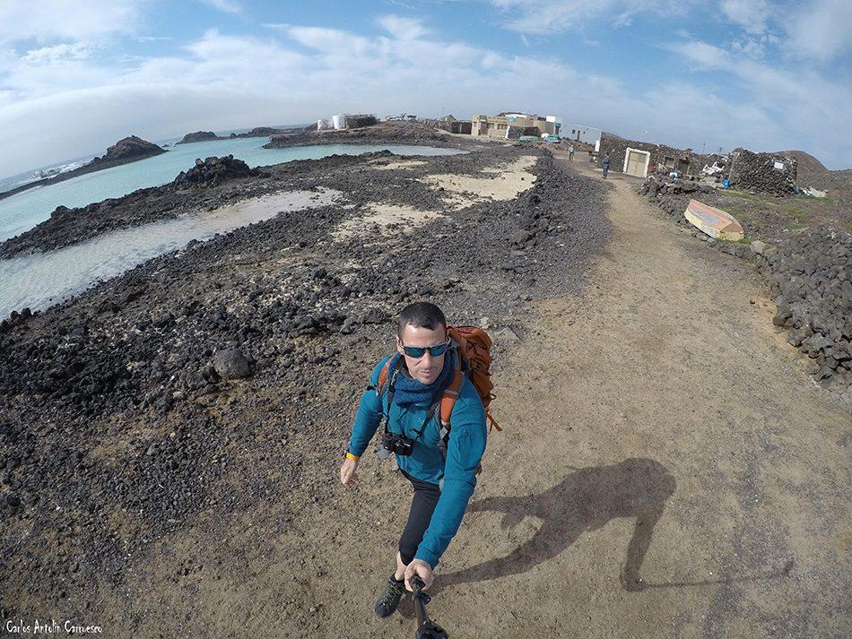 El Puertito - Islote de Lobos - Fuerteventura