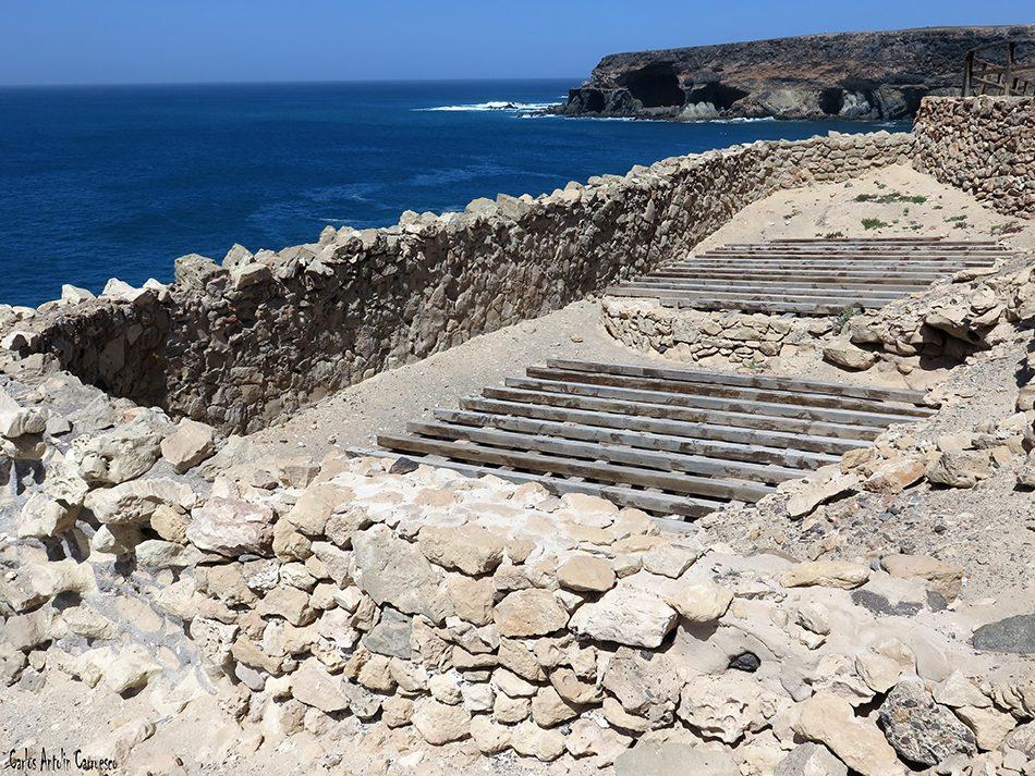Ajuí - Fuerteventura - hornos de cal
