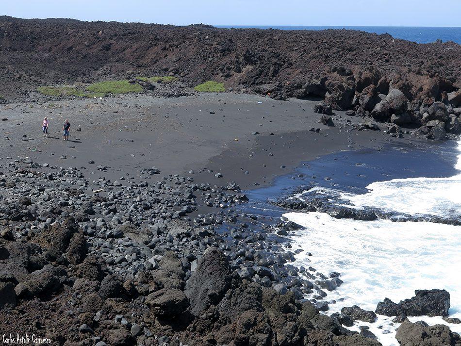 Las Malvas - Timanfaya - Lanzarote - Playa de La Madera