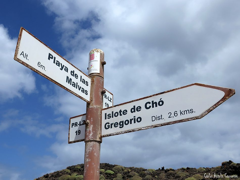 Las Malvas - Timanfaya - Lanzarote