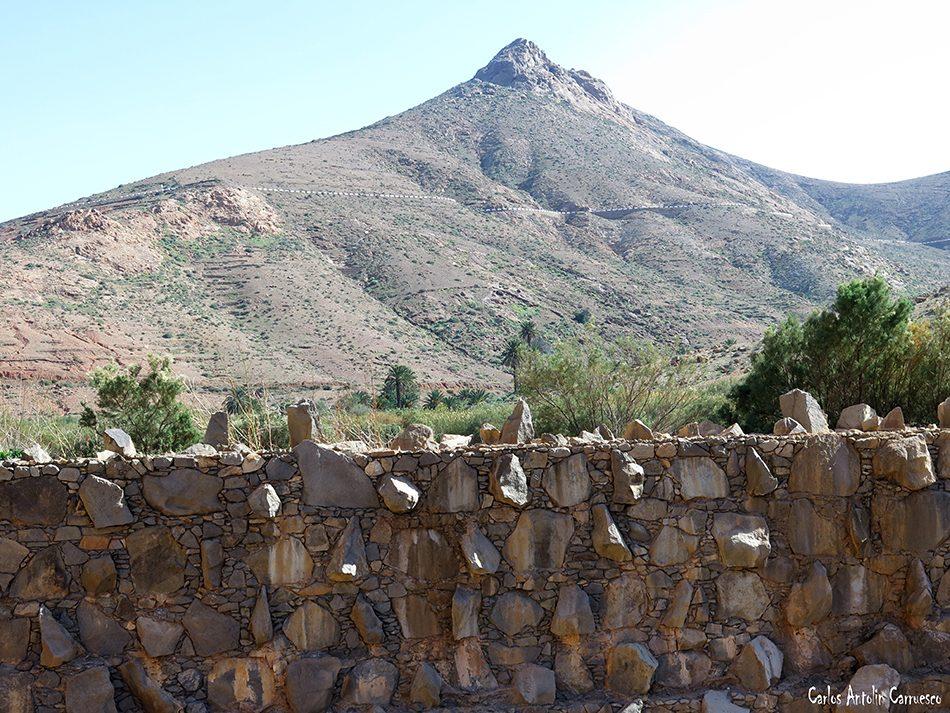 Barranco de las Peñitas - Montaña del Muda - Fuerteventura