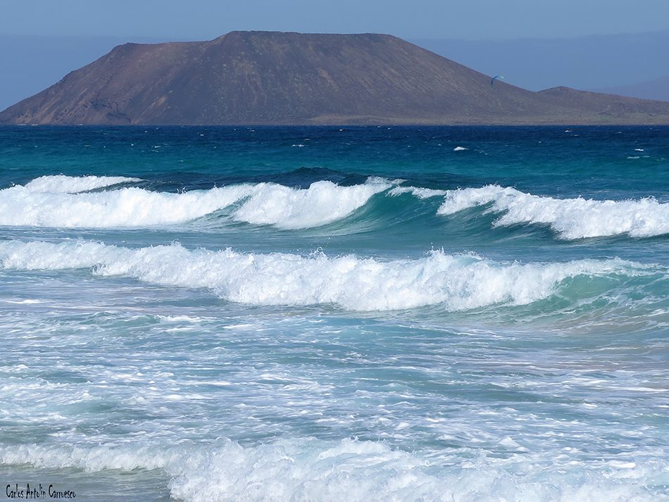 Corralejo - Lobos - Fuerteventura
