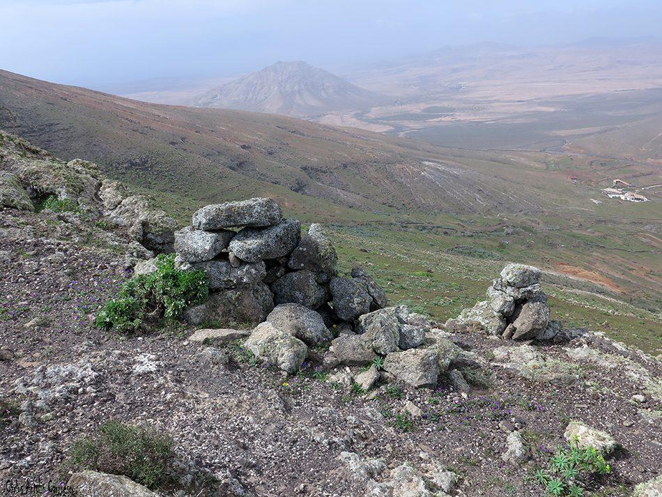 La Matilla - Montaña de la Muda - Fuerteventura - tindaya
