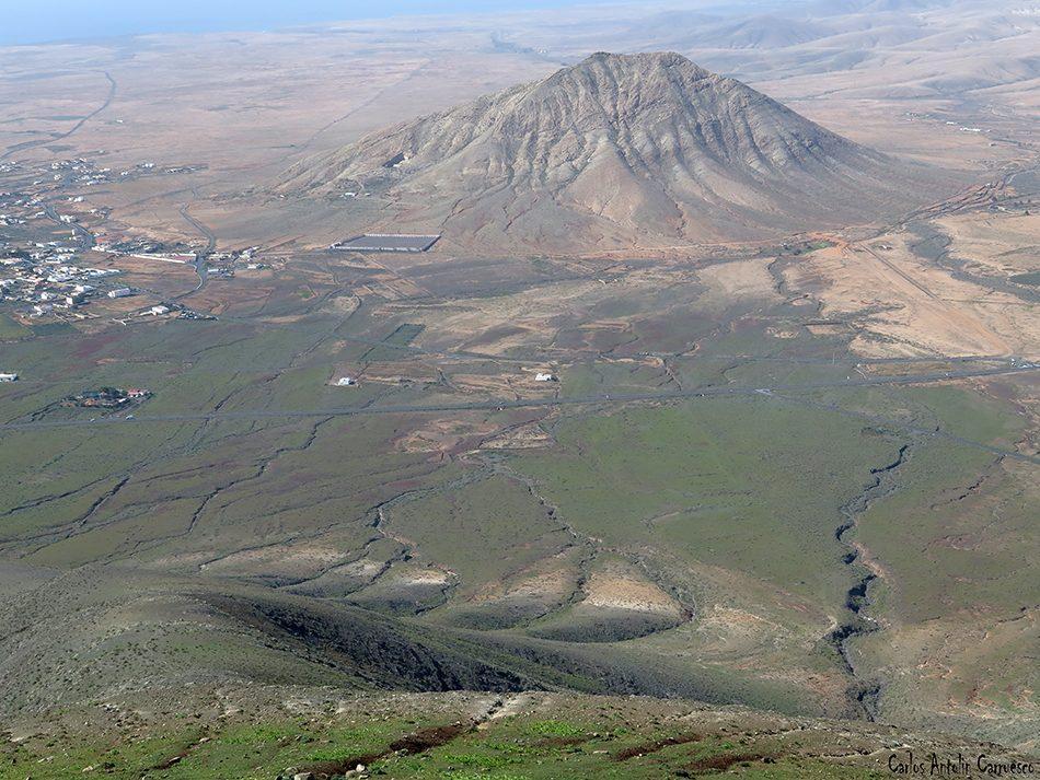 Espigón de La Mesa - Tindaya - Fuerteventura