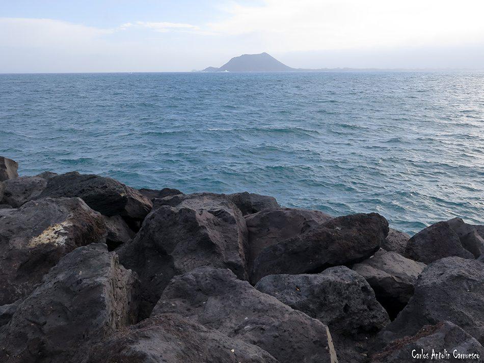 Corralejo - Fuerteventura - islote de lobos - lobos