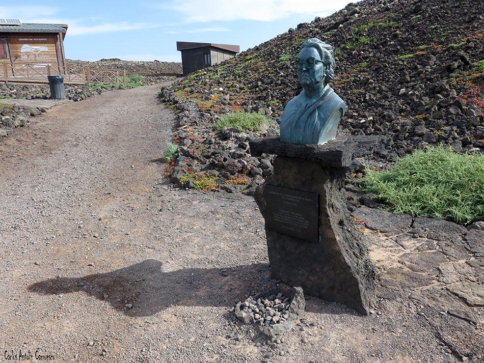 Islote de Lobos - Fuerteventura - el muelle - josefina pla