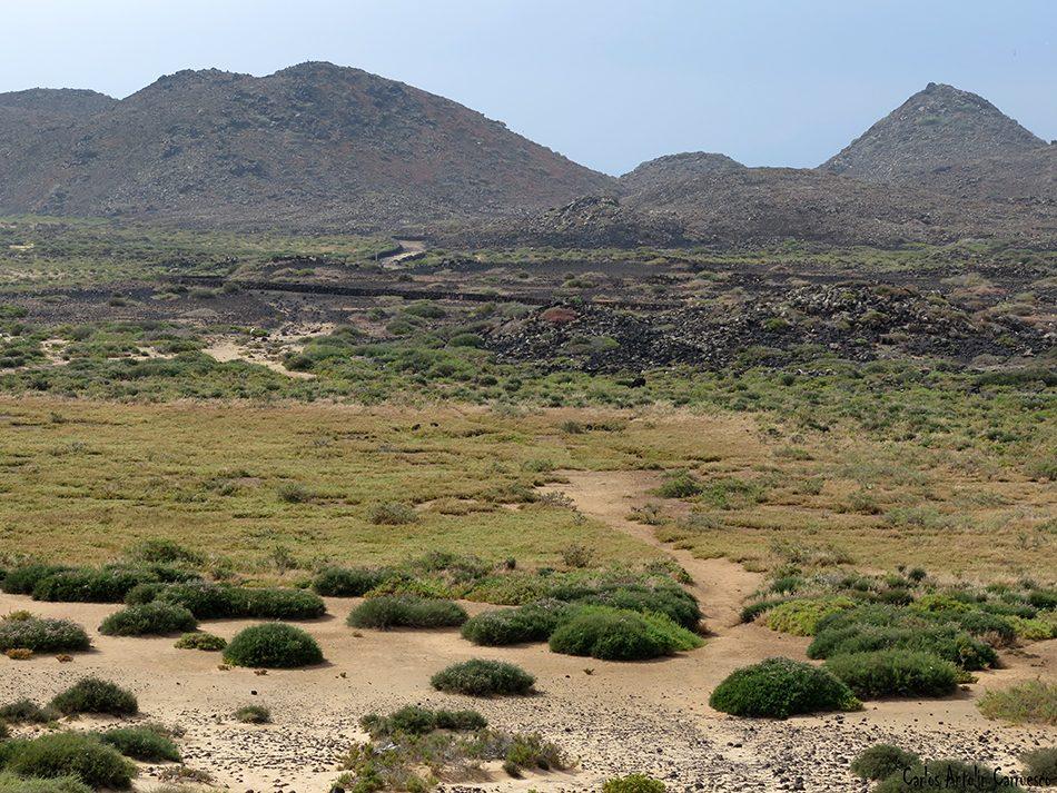 Islote de Lobos - Las Lagunitas - Fuerteventura