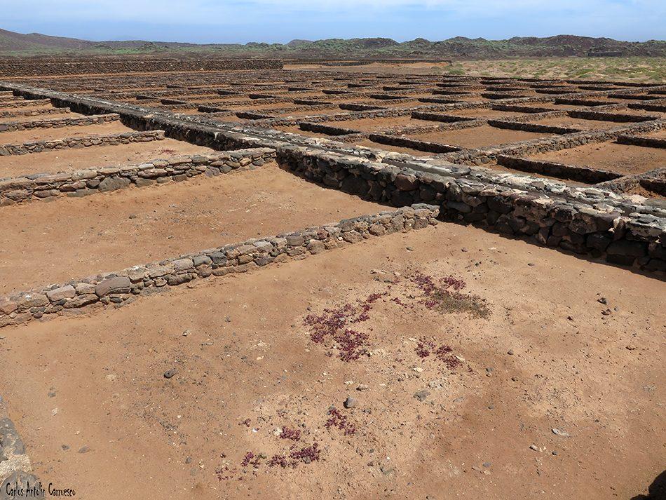 Islote de Lobos - Salinas del Marrajo - Fuerteventura