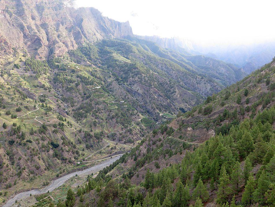 Los Llanos de Aridane - Barranco de Las Angustias - La Palma