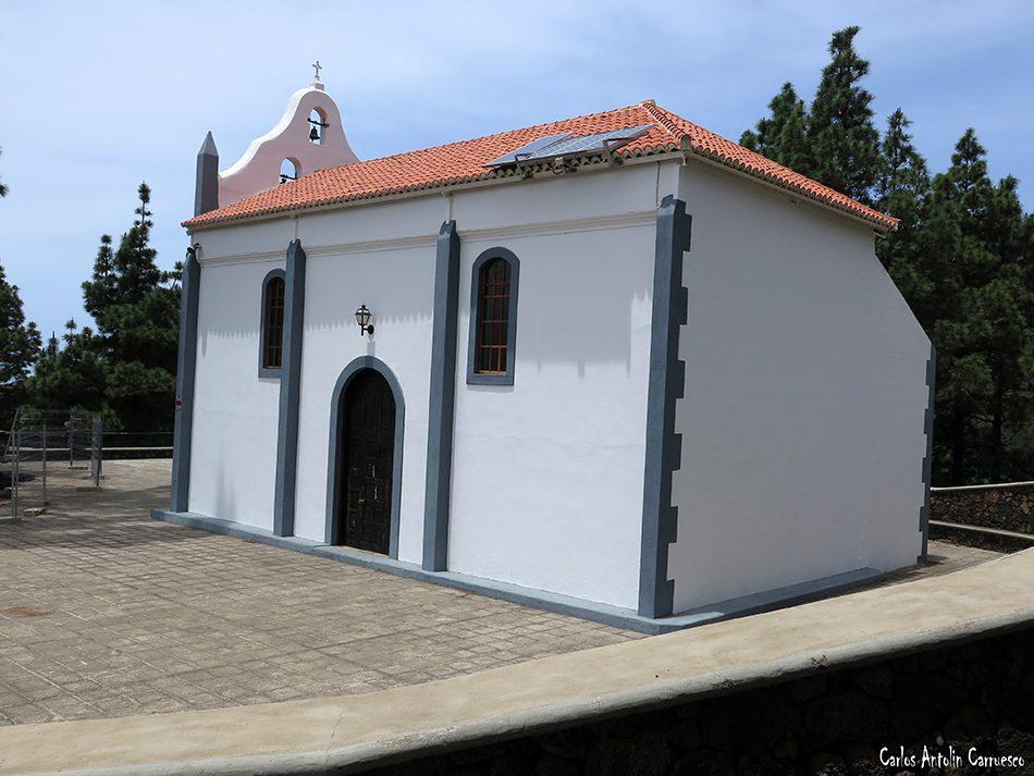Ermita Virgen del Pino - Caldera de Taburiente - La Palma