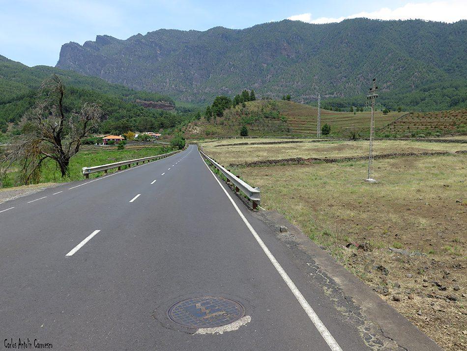 El Paso - Caldera de Taburiente - La Palma - cumbre nueva
