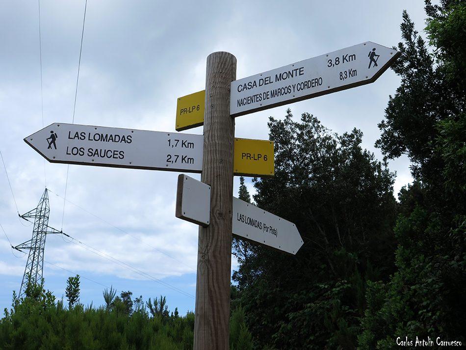 Las Lomadas - La Palma