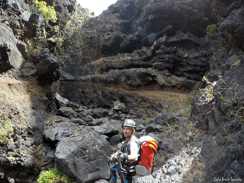 Los Gigantes - Parque Rural de Teno - Tenerife - Los Garañones