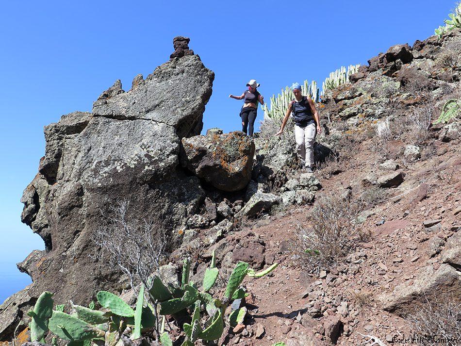 Los Garañones - Teno - Tenerife