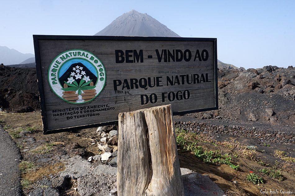 Isla de Fogo - República de Cabo Verde - Parque Natural do Fogo