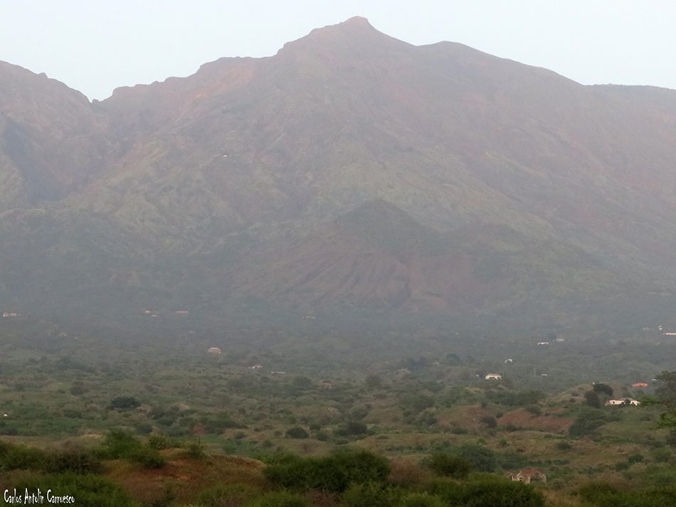 Fogo - Cabo Verde - ponte alto do sul
