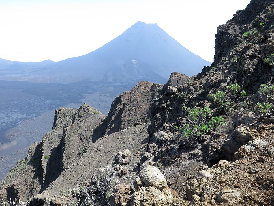Fogo - Pico de Fogo - Cabo Verde