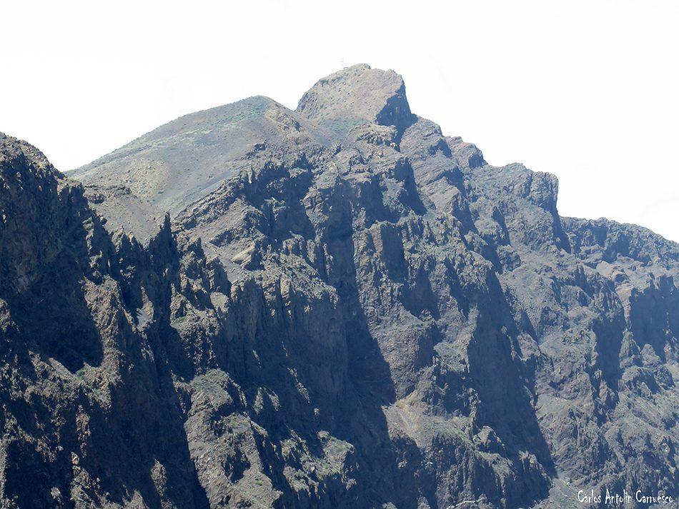 Chã das Caldeiras - Fogo - Cabo Verde - ponte alto do sul