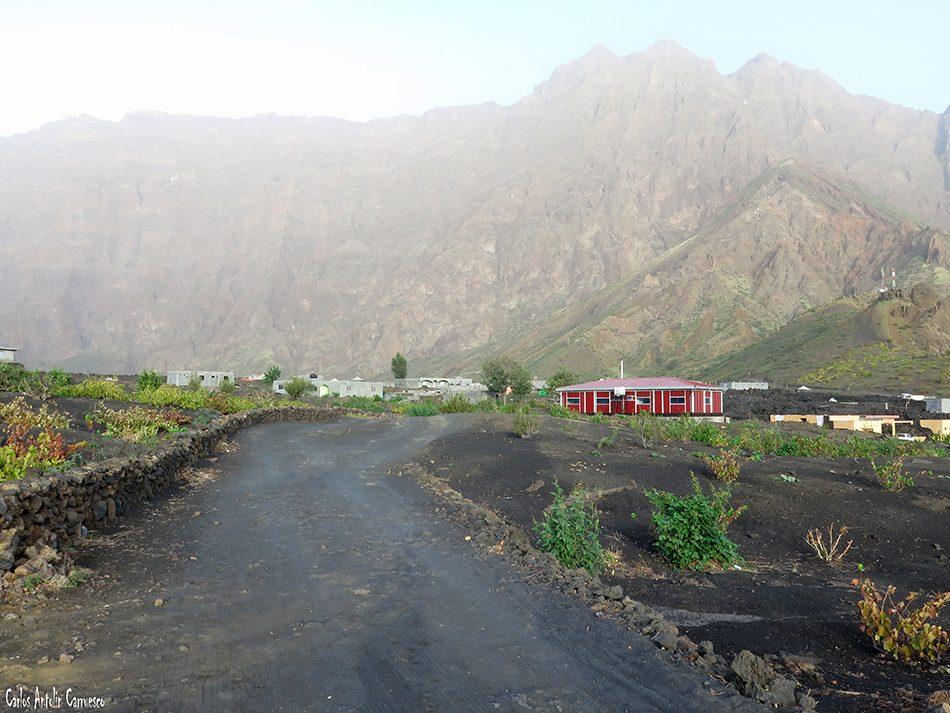 Chã das Caldeiras - Fogo - Cabo Verde - bangaeira - portela