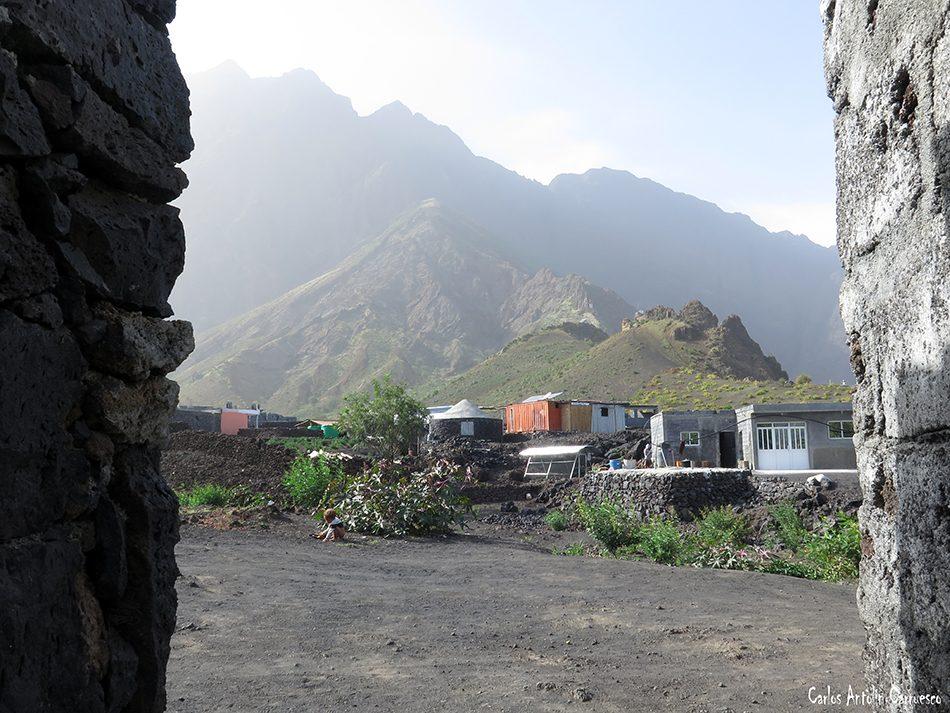 Chã das Caldeiras - Fogo - Cabo Verde - casa lavra