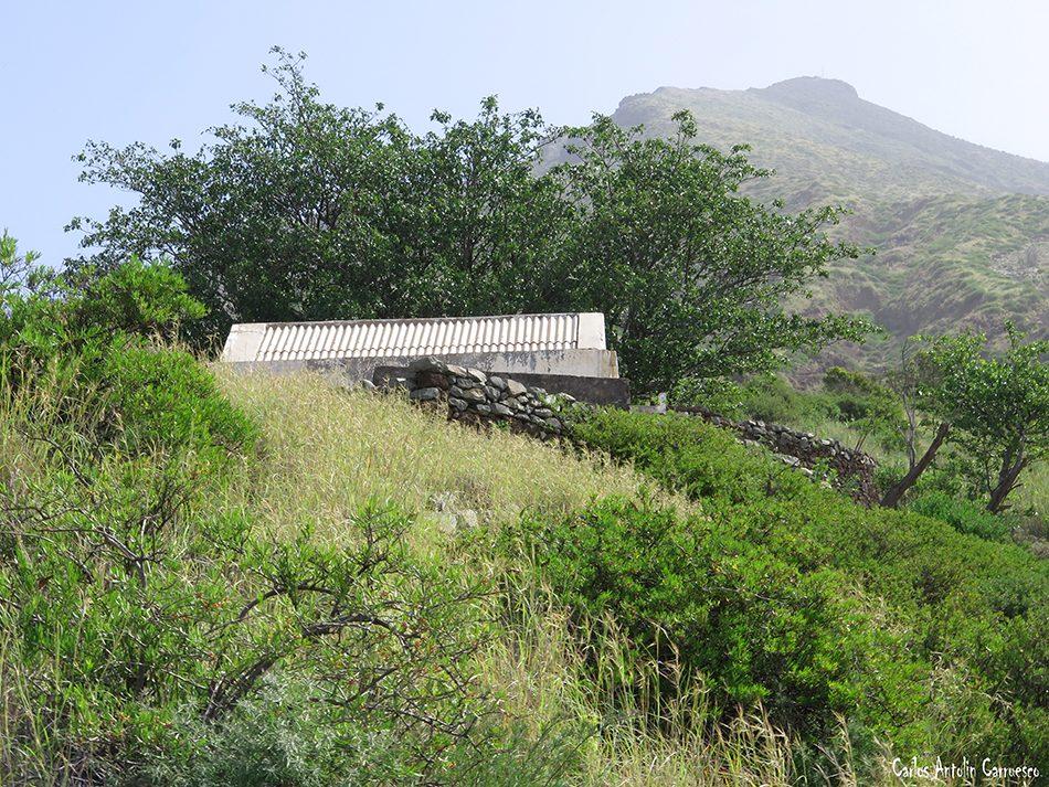 Fogo - Ponte Alto do Sul - Cabo Verde