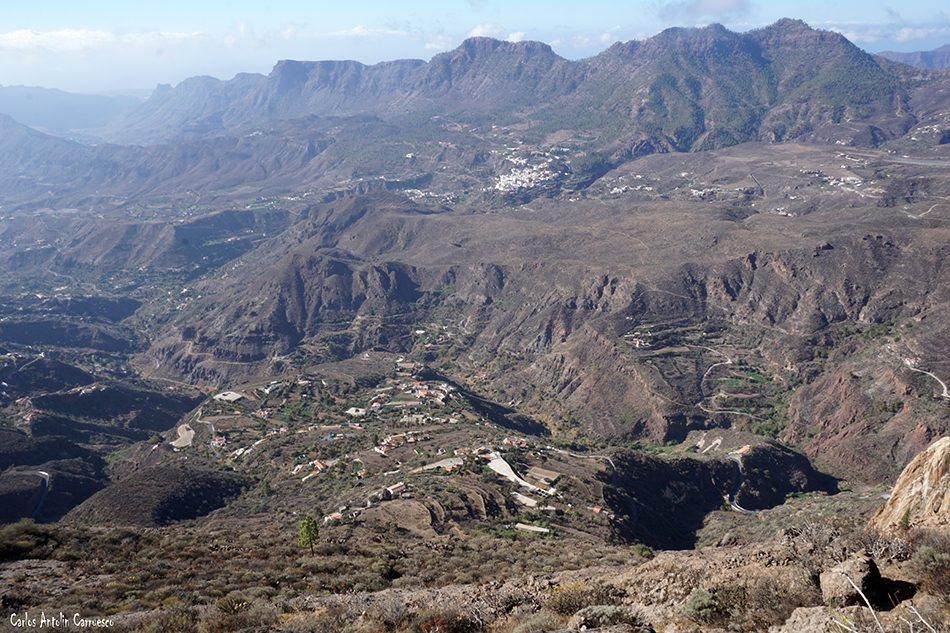Risco Blanco - Paso del Perro - Gran Canaria