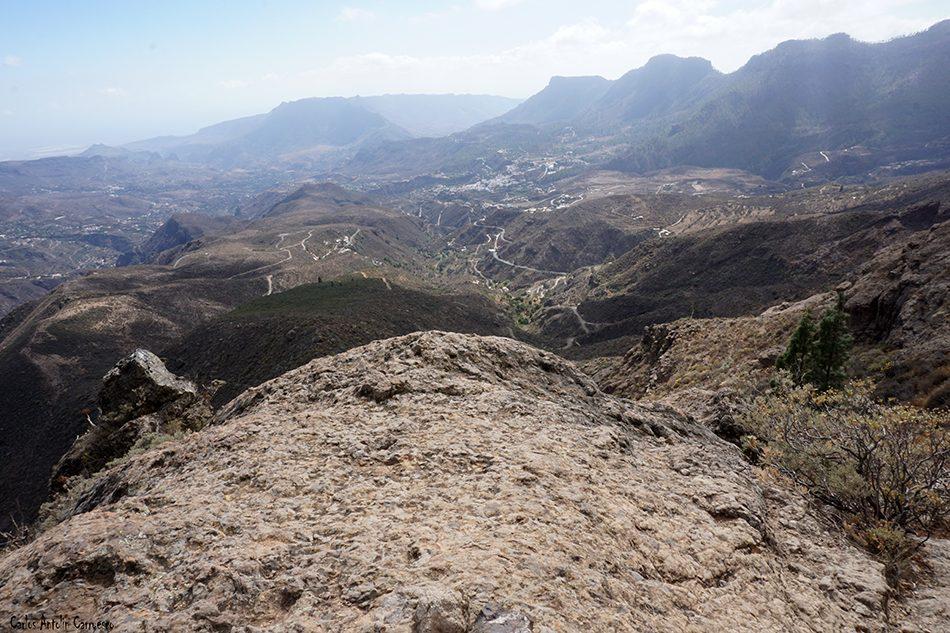 Cañadón del Jierro - Tirajana - Gran Canaria