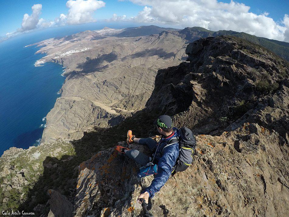 Risco de Faneque - Gran Canaria