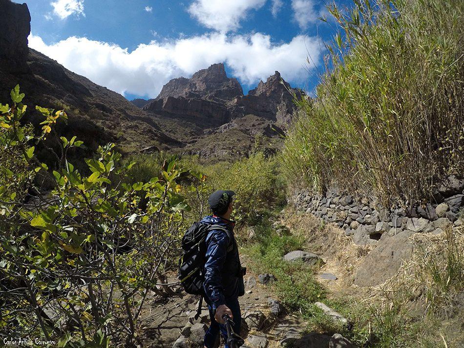La Ruta de Bentejuí - Riscos de Tirajana - Gran Canaria