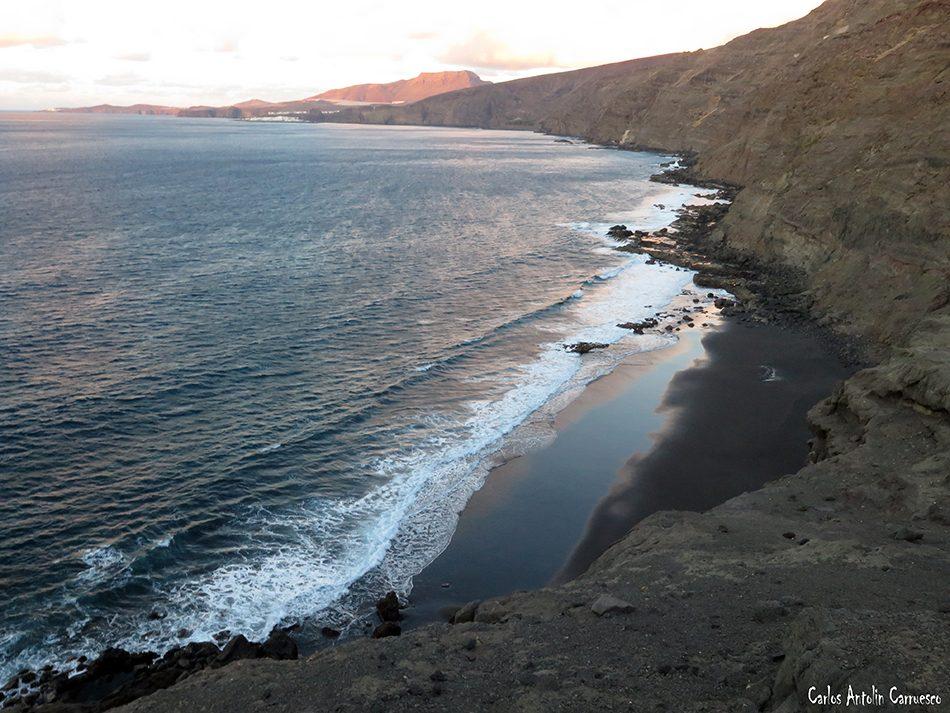 Playa de Faneroque - Gran Canaria