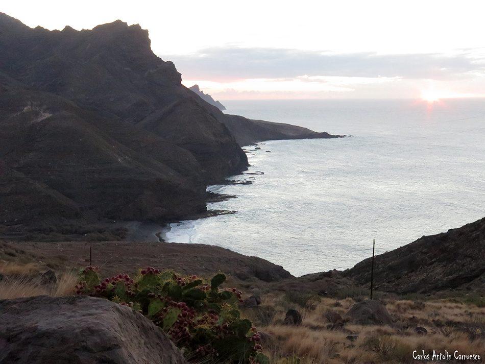 Playa del Risco - Gran Canaria