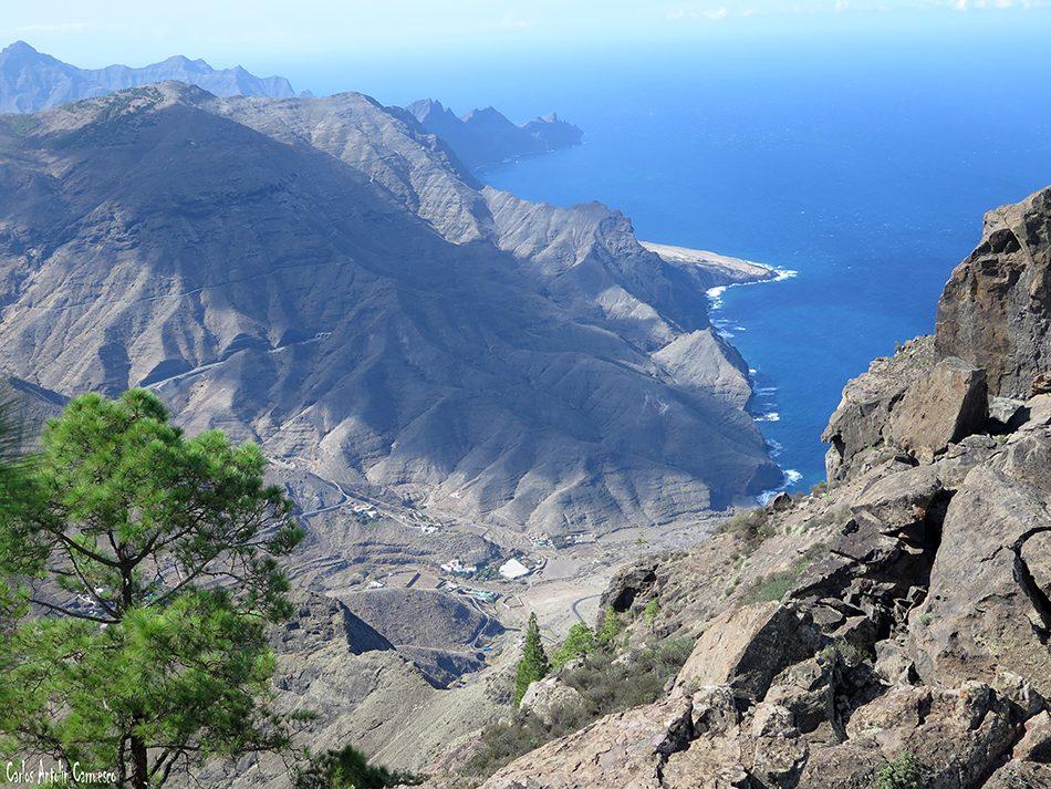 Faneque - Gran Canaria - el risco