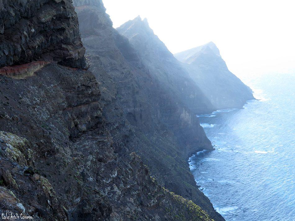 Mirador El Balcón - Carretera GC200 - Gran Canaria
