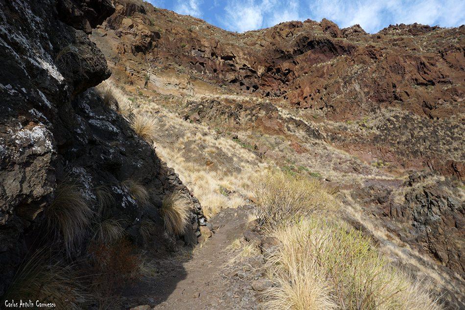 San Pedro - Agaete - Gran Canaria - berbique