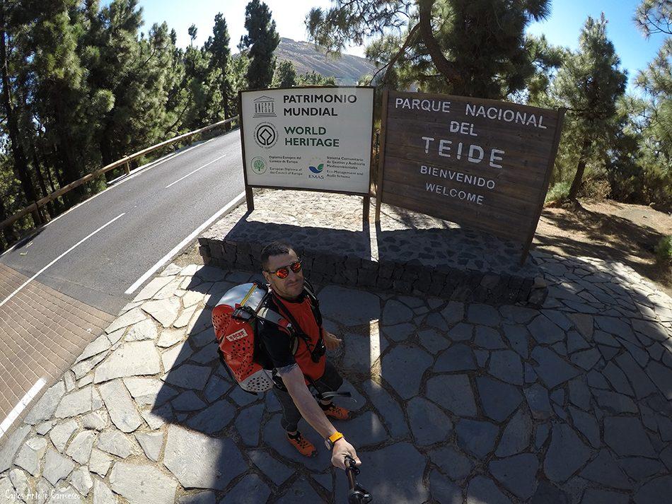 Mirador de La Crucita - TF24 - Tenerife - Carretera de La Esperanza