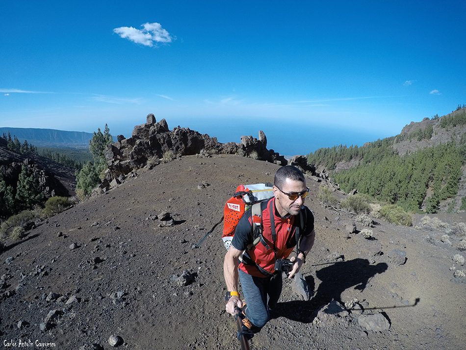 Camino de Candelaria - La Orotova - Tenerife
