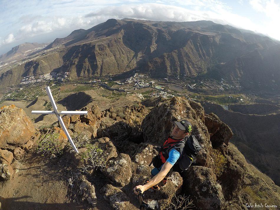 Roque Bermejo - San Pedro - Gran Canaria - Valle de Agaete