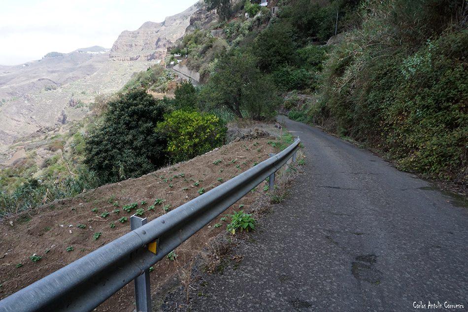 El Hornillo - Agaete - Gran Canaria