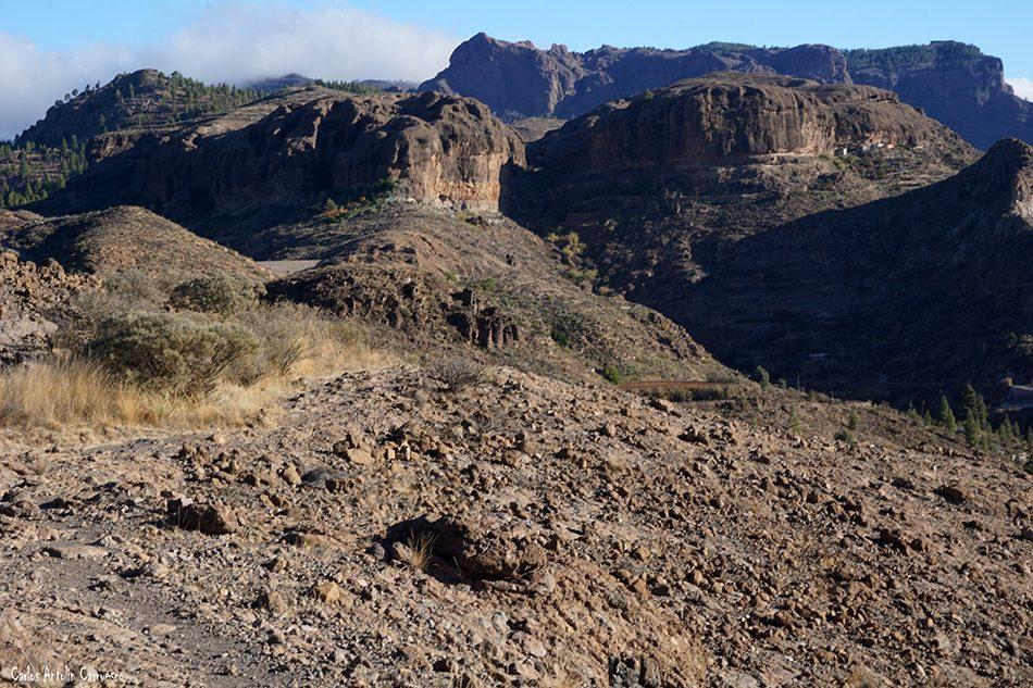 Llano del Corral - Gran Canaria