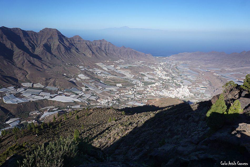 La Aldea - El Viso - Gran Canaria