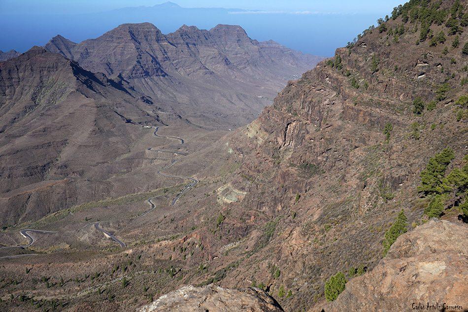 Inagua - Roque El Castillete - Gran Canaria
