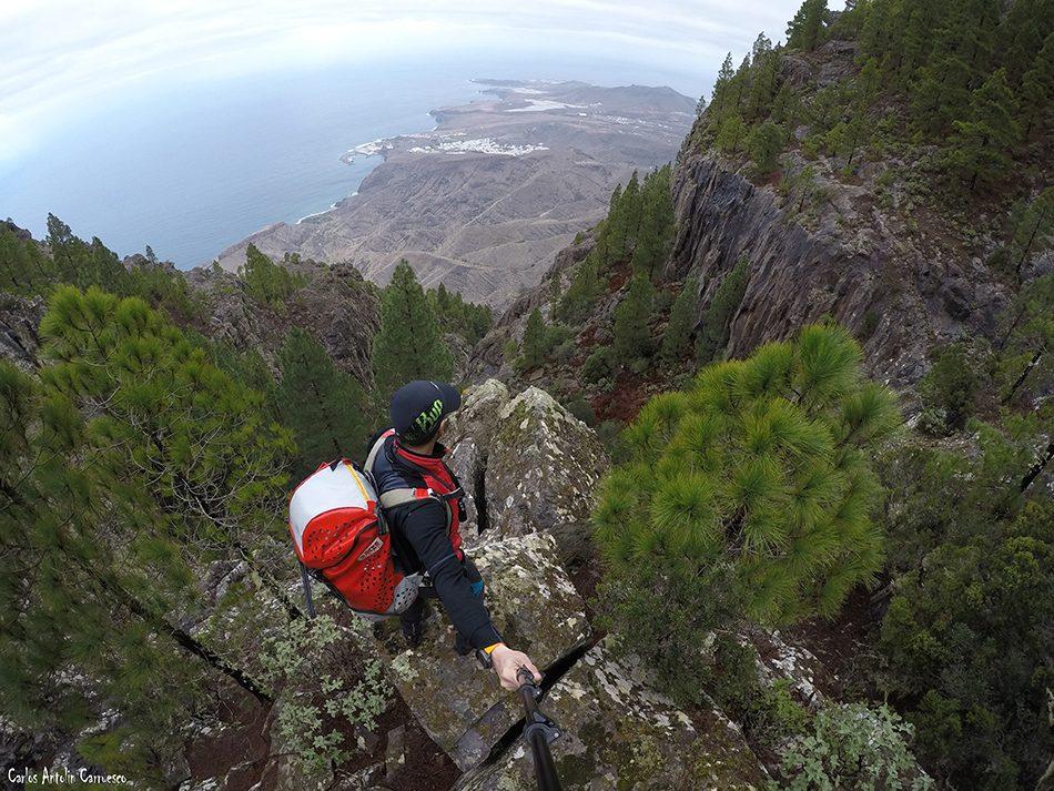 Guayedra - Agaete - Gran Canaria - Parque Natural de Tamadaba