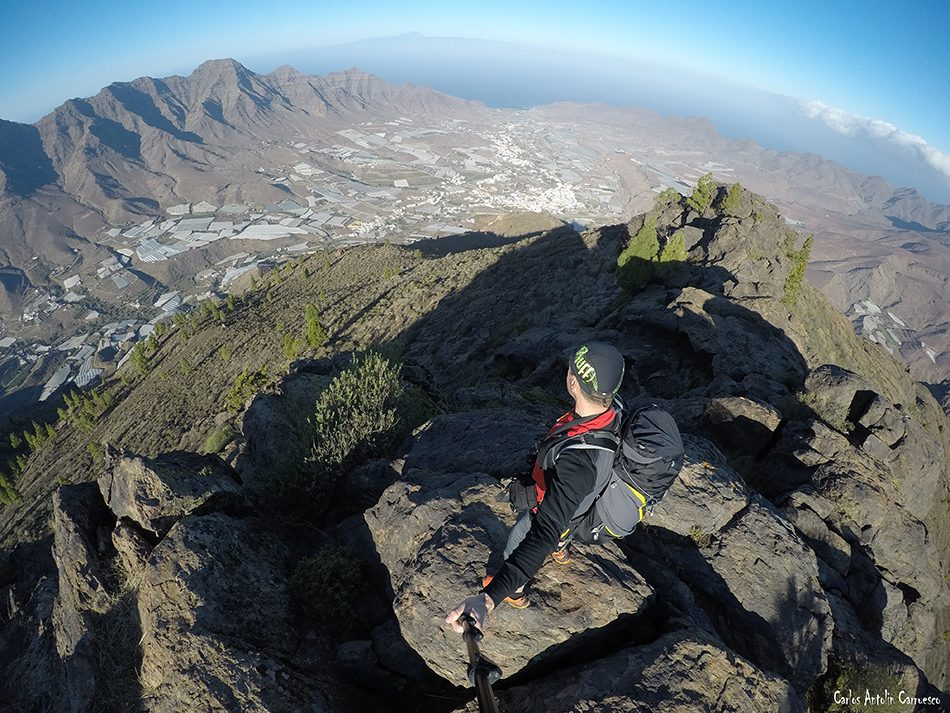 Inagua - La Aldea - Gran Canaria - Montaña de El Viso
