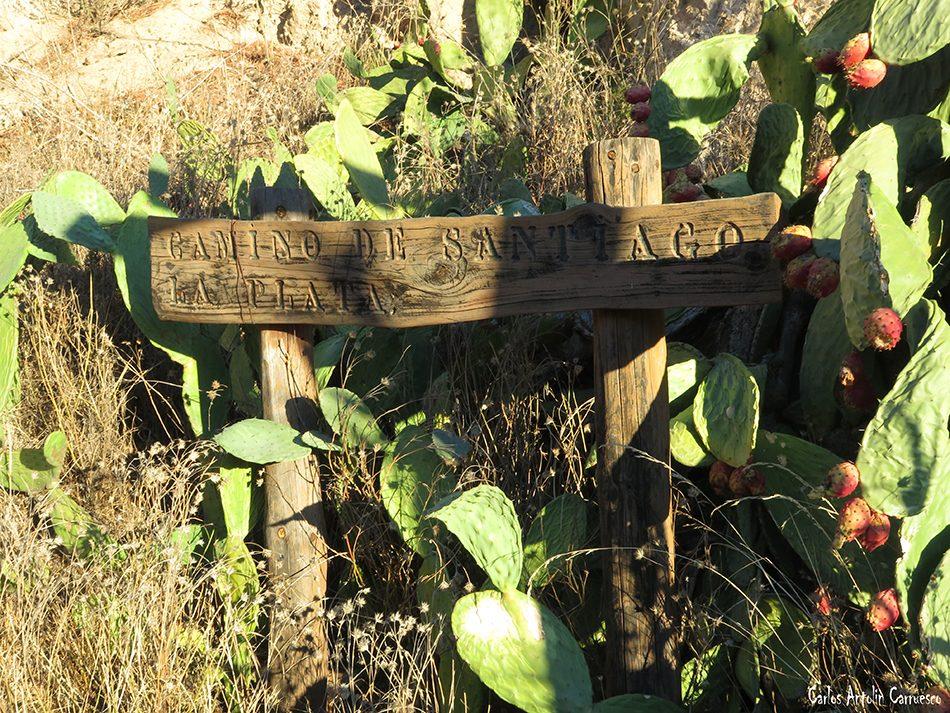 Tunte - Riscos de Tirajana - Gran Canaria - cruz grande