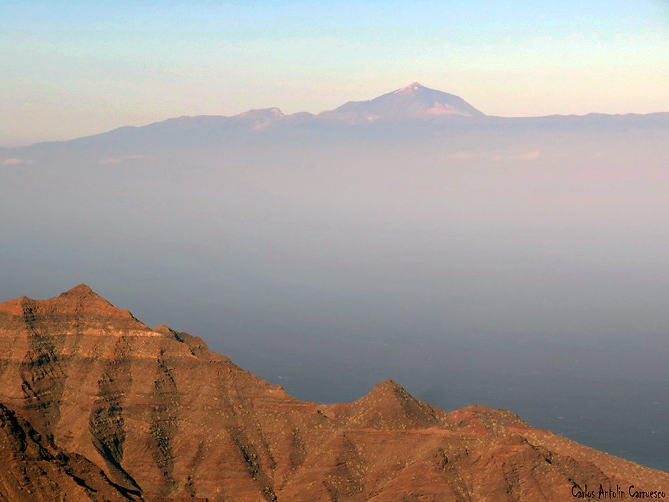 Inagua - Gran Canaria - tenerife - teide - el viso