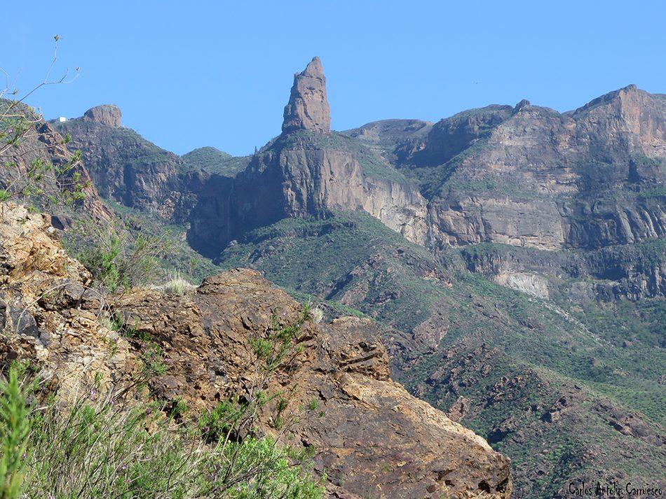 Roque Palmés - Gran Canaria - el toscón