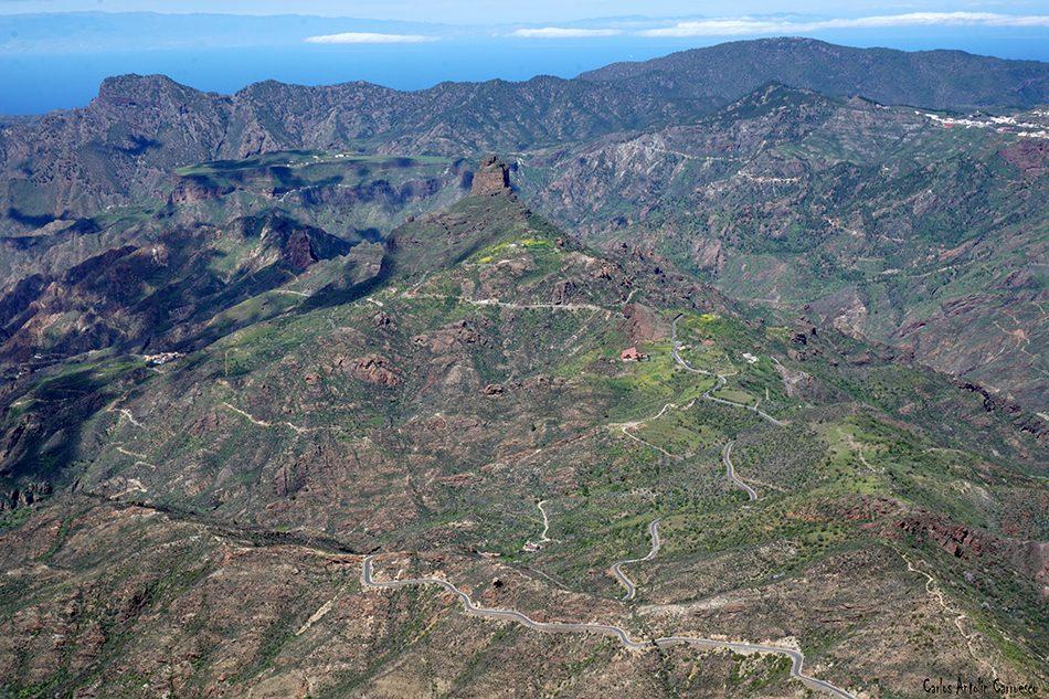 El Nublo - Gran Canaria - roque bentayga