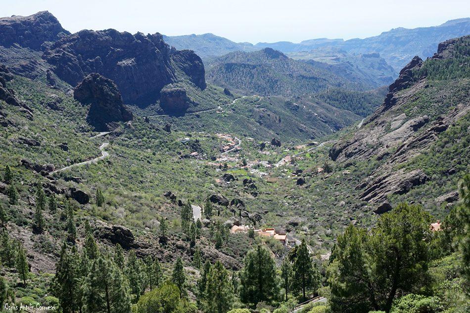 El Nublo - Ayacata - Gran Canaria