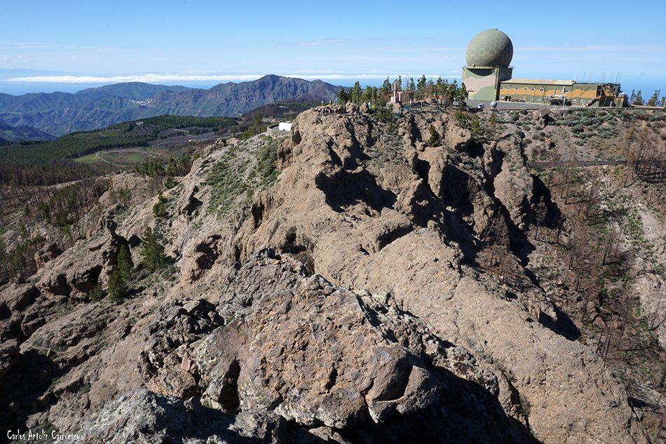 Morrón de La Agujereada - Gran Canaria
