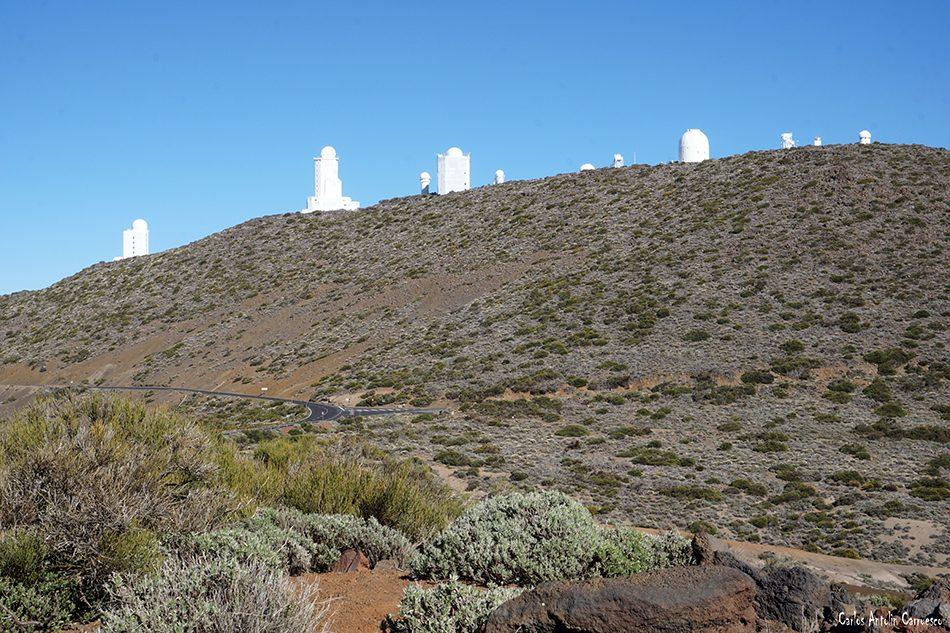 Izaña - Carretera de La Esperanza - Tenerife